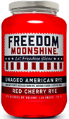 Freedom Moonshine Red Cherry Rye